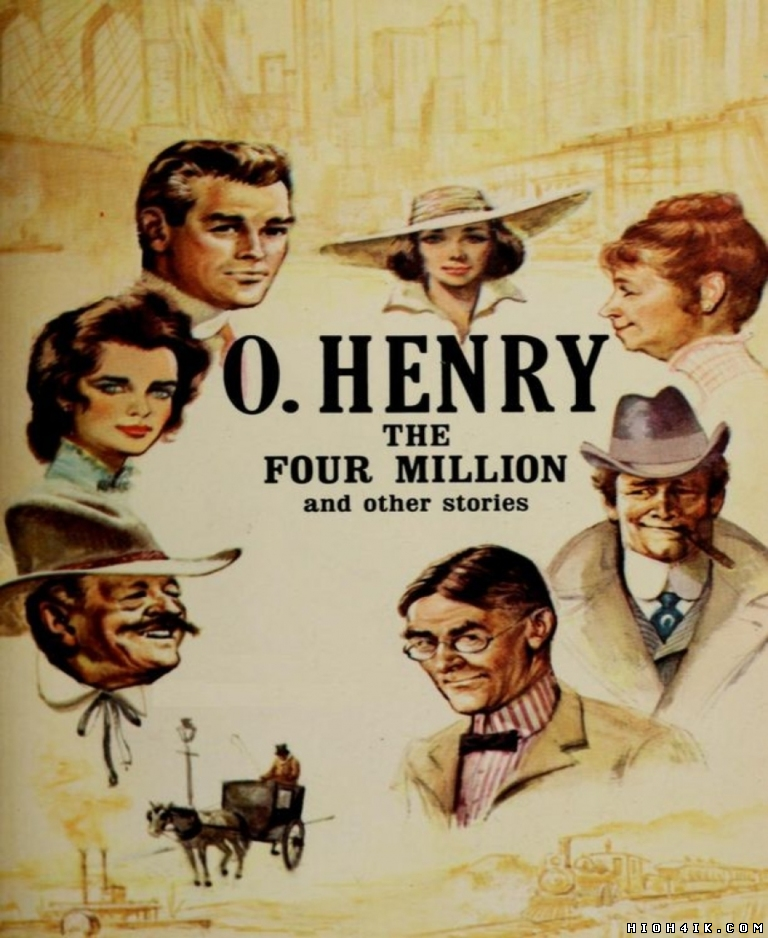 The Four Million by O Henry  Read Online  Literature Page